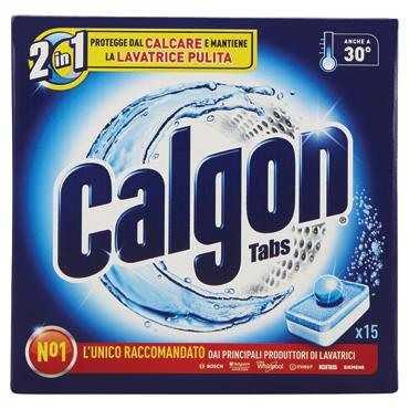 Calgon 15 pastiglie