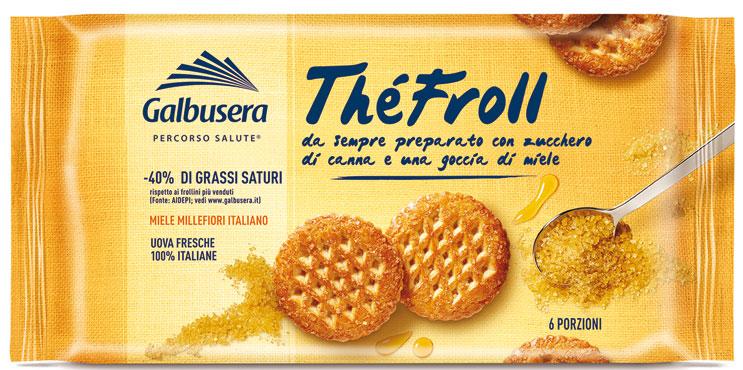Zalet/Turco/The' Froll Galbusera 500/400 g