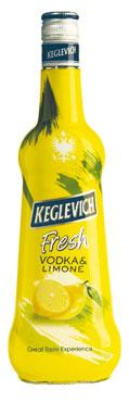 Liquore Vodka Keglevich vari tipi 70 cl
