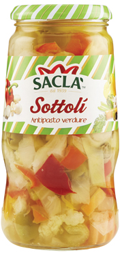Antipasto di verdure Sacla' 530 g