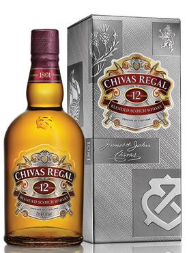 Whisky Chivas Regal 70 cl