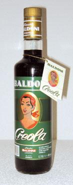 Creola Baldoni bevanda spiritosa 70 cl
