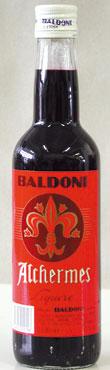 Alchermes Baldoni 500 ml