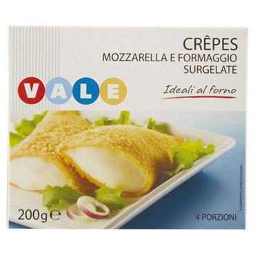 CREPES MOZZAR/FORMAGGIO GR200  VALE