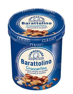 Barattolino Classico Sammontana vari gusti 500 g