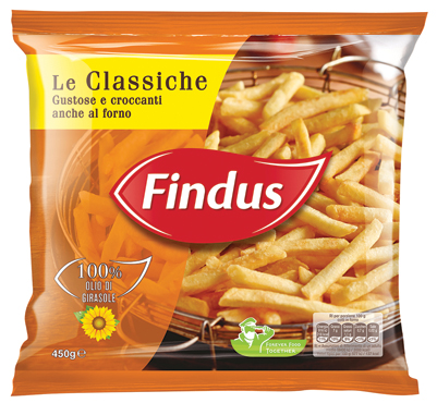 Patate Classiche Findus 450 g