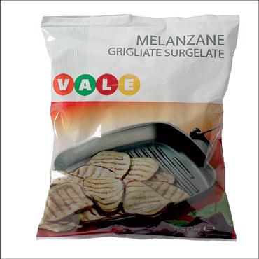 MELANZANE GRIGLIATE GR.450  VALE