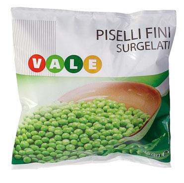 Piselli fini Vale 450 g
