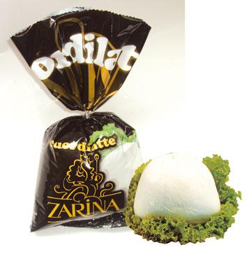Mozzarella Zarina Francia 200 g
