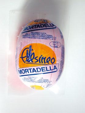 Mortadella Bologna IGP Felsineo 350 g