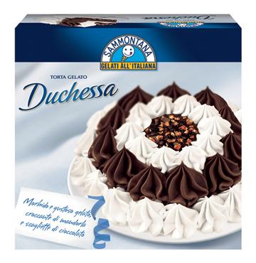 Torta Duchessa Sammontana 750 g