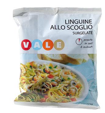 LINGUINE SCOGLIO GR.550  VALE
