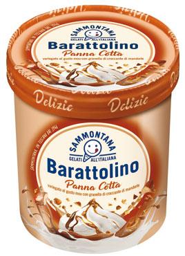 Barattolino le Delizie Sammontana vari gusti 500 g