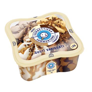 Vaschetta gelato Sammontana vari gusti 1 kg