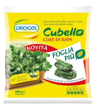 Cime di rapa Orogel 600 g