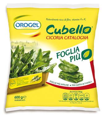 Cicoria Cubello Orogel 600 g