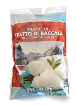Filetti baccala' Monti 450 g