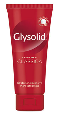 Crema mani Glysolid tubo/scatola 100 ml