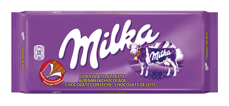 Tavolette cioccolato Milka vari tipi 87/90/100 g