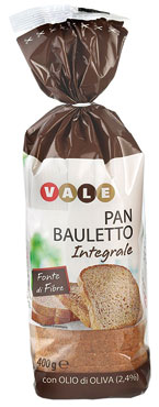 Pan Bauletto ai Cereali/Integrale Vale 400 g