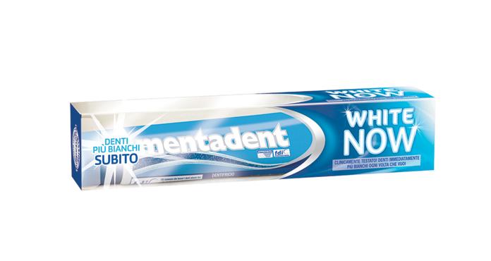 Dentifrici Mentadent linea premium 75 ml
