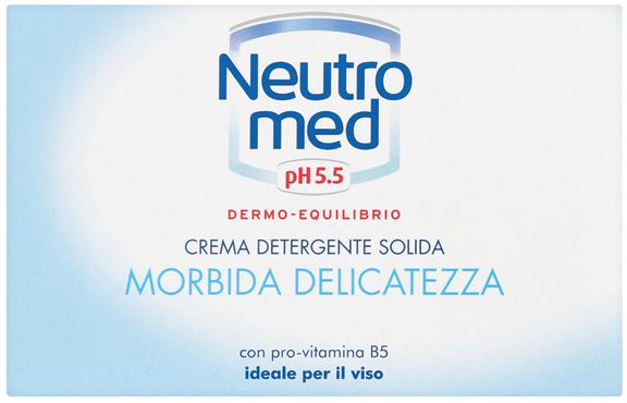 Sapone solido Neutromed 100 g