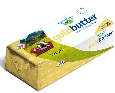 Burro Markenbutter Bayernland 250 g