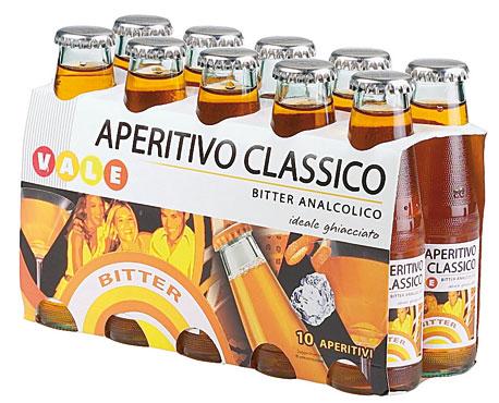 APERITIVO ROSSO CL.10X10  VALE
