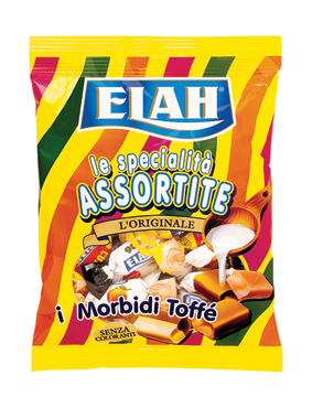 Caramelle Elah/Dufour vari gusti 180 g