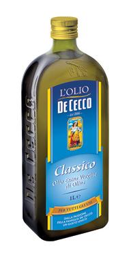 Olio extra vergine De Cecco 1 l