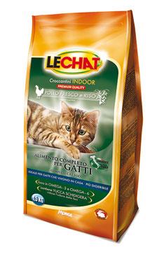 Alimento secco gatti Lechat vari gusti 1,5 kg