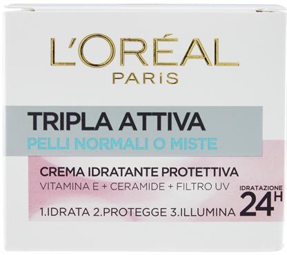 Linea crema viso/maschere L'Oreal vari tipi