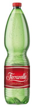 Acqua minerale Ferrarelle 1,5 l