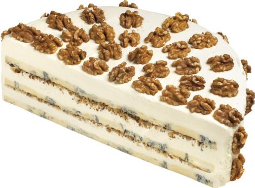 Torta Noci Mauri 3 kg al kg