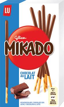 Mikado vari gusti 75 g