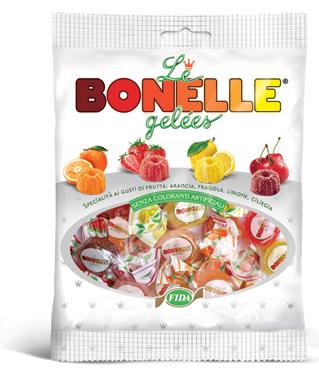 Caramelle Fida Bonelle assortite 160/200 g