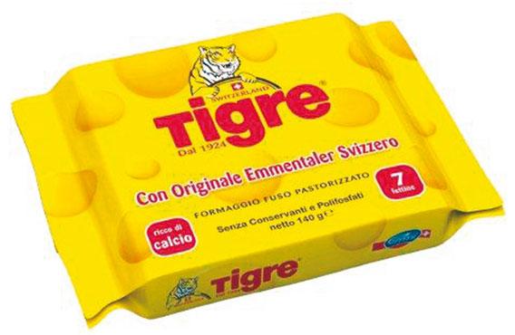 Fettine Tigre 140 g