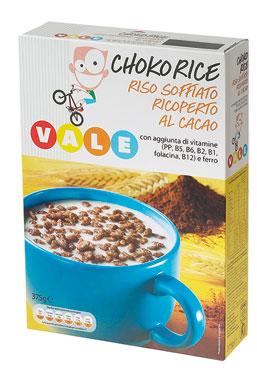 Cioko Balls/Rice/Shell Vale 375 g