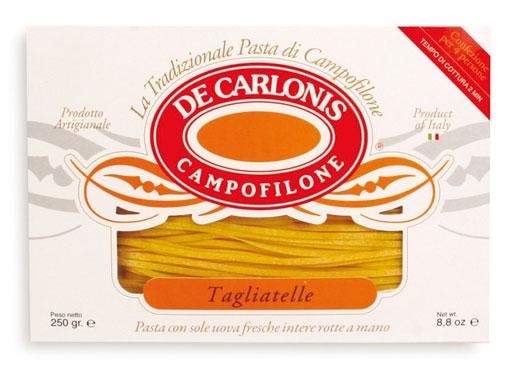 Pasta all'uovo di Campofilone De Carlonis 250 g