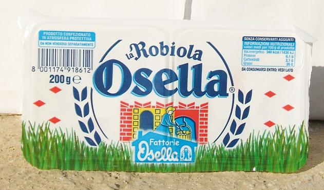 Robiola Osella 2 x 100 g