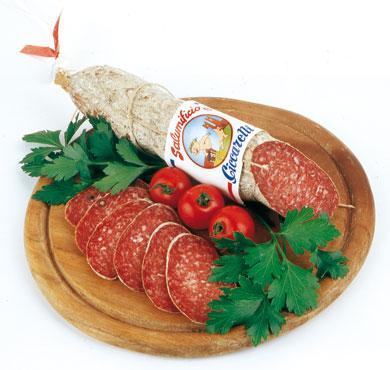 Salame tipo fabriano/marchigiano Salumificio Ciccarelli al kg