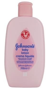 Linea Johnson's baby