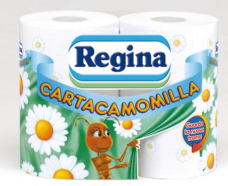 Carta igienica Camomilla 4 rotoli
