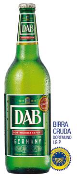Birra Dab cruda bottiglia 66 cl