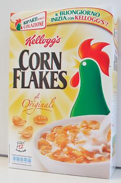 Corn Flakes originali Kellogg's 375 g