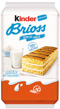 Kinder Brioss Ferrero 270 g