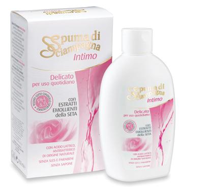 Detergente Intimo Spuma di Sciampagna  250 ml