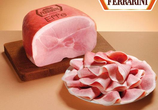 Prosciutto cotto alta qualita' Effe Ferrarini al kg