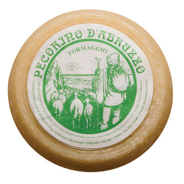 Pecorino d'Abruzzo De Remigis al kg