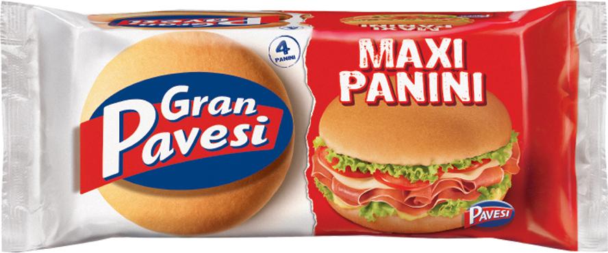 Maxi panini Pavesi 300 g
